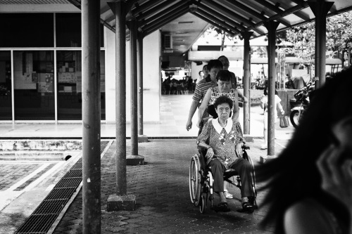 Street Portrait Minto Road, Singapore. March 2013 Leica M9, 50/f4.8