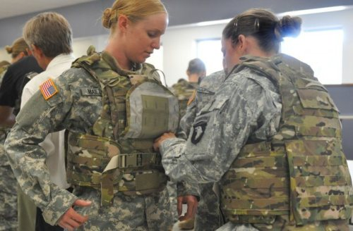 LET'S HEAR IT FOR THE GIRLS! PENTAGON APPROVES WOMEN IN COMBATby From Our Readers  http://bit.ly/XOJiPS