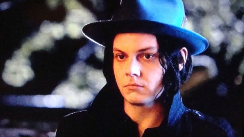 Video: Jack White makes an appearance on Portlandia Portlandia had a special holiday episode this weekend on IFC in lieu of it's official 1/4 return. In one sketch Fred Armisen played an old school studio engineer who is obsessed with Pet Sounds and gets a surprise visit from Jack White. WATCH HERE
