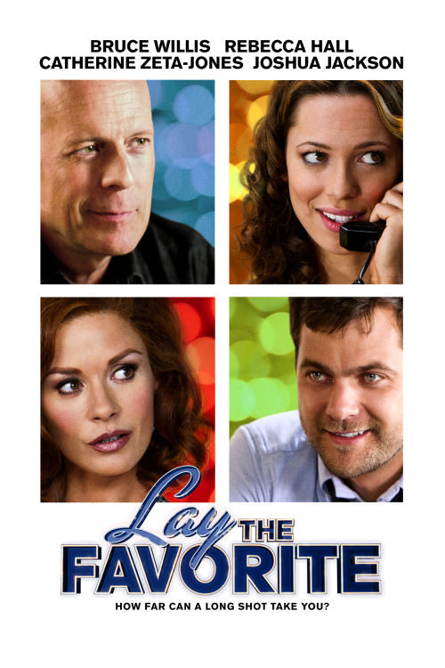 'Lay The Favorite' is a US comedy about a former stripper who starts working for a Las Vegas professional gambler.  (click the picture for a trailer link)