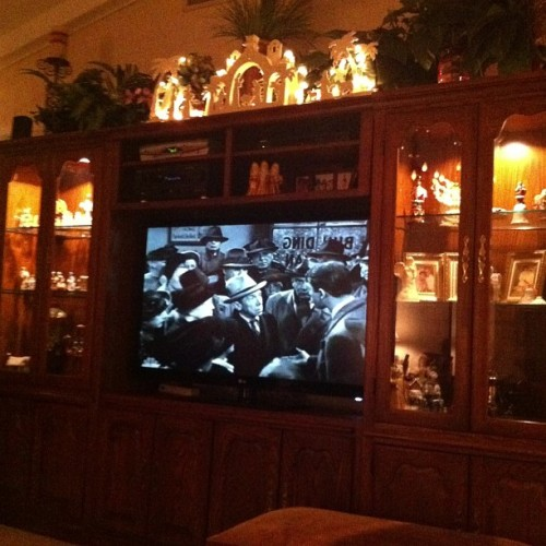 It's A Wonderful Life with the family <3