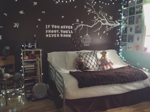 Diy teen room tumblr - Tumblr teenage bedroom ...
