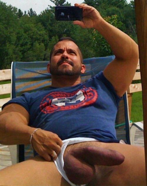 furrypapa:  Father sit me on you hard naked lap