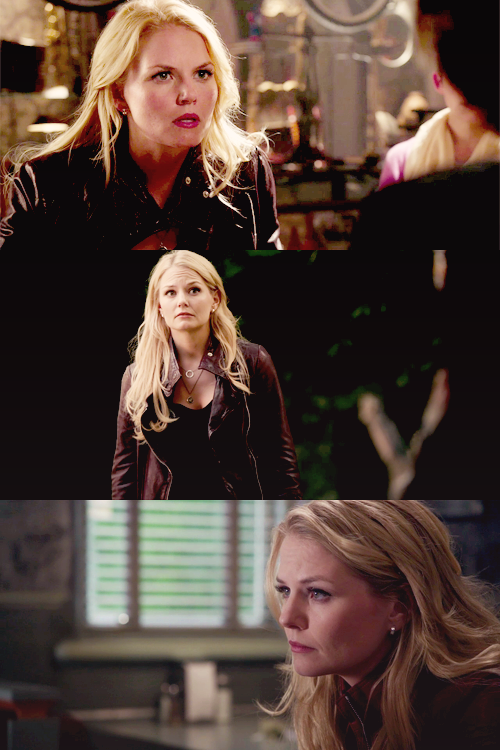 {12 favourite characters of 2012} Emma Swan, Once Upon A Time   Maybe I don't need answers. Maybe I just need to punch you in the face.