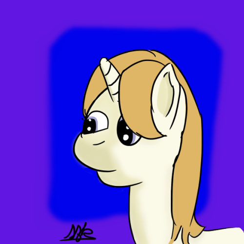 dabunnanaking:  I think I over did with the shading… oh well.NobleCause Request download n stuff  Hey, looks good, DBK!