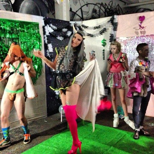 Club Kidz Fashionz Show  (at Glasslands Gallery)