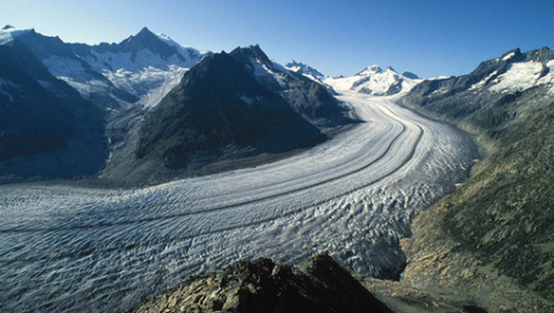 mothernaturenetwork:  Melting glaciers responsible for one-third of sea-level rise Antarctic glaciers lost the least ice overall because spots on the continent melting rapidly were offset by other regions gaining ice.
