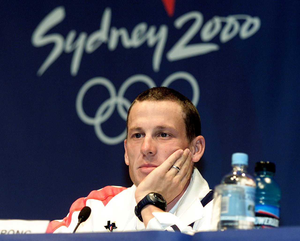 "Lance Armstrong has been stripped of his 2000 Olympic Games cycling time trial bronze medal by the International Olympic Committee, continuing the once dominant rider's spectacular fall from grace after a doping storm. ""We have written asking for the return of the medal from the Sydney 2000 Games,"" an IOC official told Reuters on Thursday after the decision to take away the last major title held by the disgraced American. The retired Armstrong was stripped of his seven Tour de France titles and banned for life by the International Cycling Union (UCI) in October after several riders testified that he took drugs. READ ON: Lance Armstrong stripped of 2000 bronze medal"