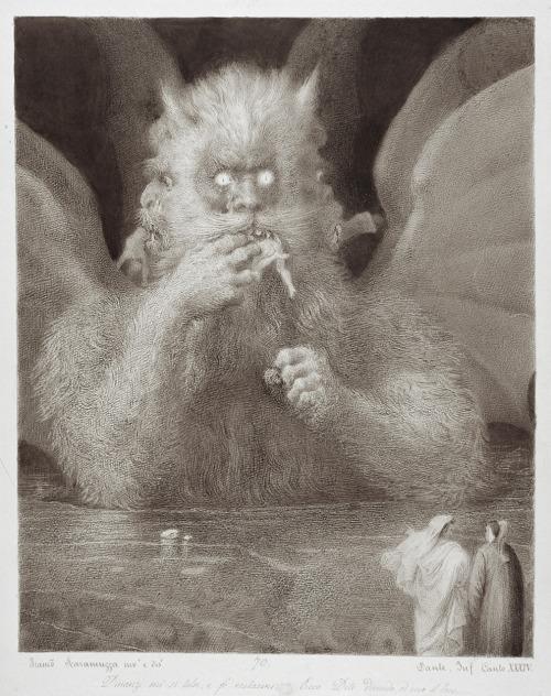 nevver:Dante's Inferno, Francesco Scaramuzza