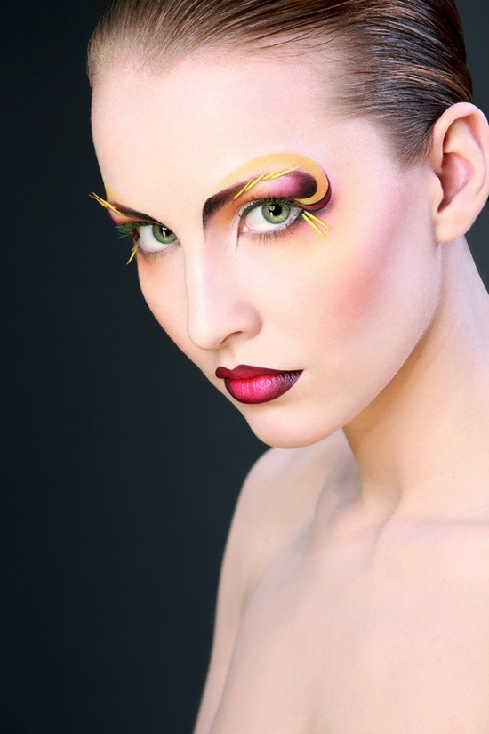 make-up-is-an-art:  beauty by Natalia Pipkina