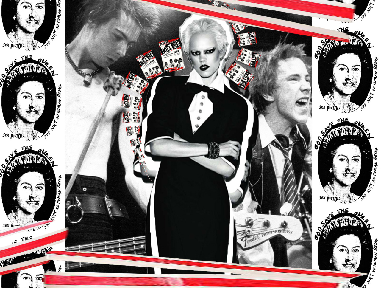 "shopghost:  Punk eternal! Finding out what punk means today in time for the The Metropolitan Museum of Art, New York &Vogue's ""Punk: Chaos to Couture"" gala next week. SHOP-GHOSThttp://shopghost.com/punk-eternal/"