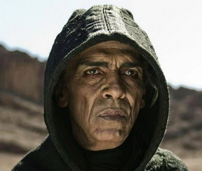 "The History Channel's ""Satan"" looks an awful lot like Barack Obama The History Channel has two brand new historical dramas this year, one called 'The Bible', is about events in the Bible and the other one, 'Vikings', depicts some really awesome Vikings who enjoy destroying Christian churches and killing monks, so there's something for everyone. In The Bible, the guy they got to play Satan got people's attention (mainly Christian Obama-hating conservatives) for looking like one Barack Hussein Obama. There ya go… History blew the lid off… Obama is really Satan. Good detective work. Via Submitted by Delsyd"