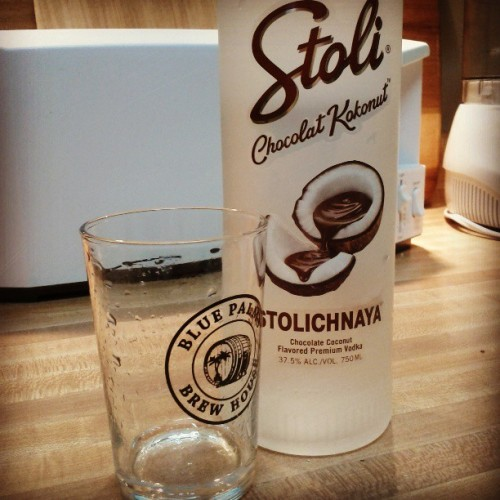 Verdict: $5.99 Stoli Chocolate Kokonut tastes like SPRING BREAKERS The Vodka.