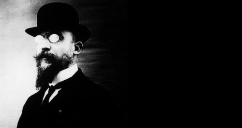 Happy 146th birthday, Erik Satie.