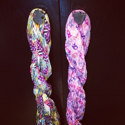 tousbocaraton:  SS '13 scarfs #scarfs #silk #ss13 #spring #summer #colors #new #collections #bear #lovetouspics #tous