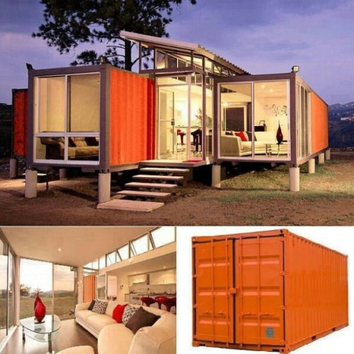 I love this bright idea! #architecture #innovation #learn #container #simply #amazing #instapic #instacool #engineering #amazing #house #construction #architect