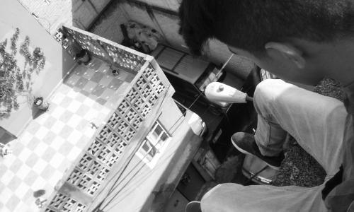 Yo Frases México Mexicano Latinoamericano Latinoamerica Foto Suicidio respuestas Original Mupz Uriel Captura Blanco y negro Presipicio Altura Caida efectos Sin color Autor: mupz Pensamientos