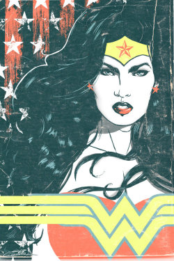 midtowncomics:  Wonder Woman by Lorena Carvalho