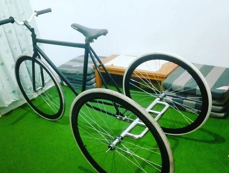 The Journey Of Thoughts Modifikasi Sepeda Fixie Jadi Citycycle Rodatiga