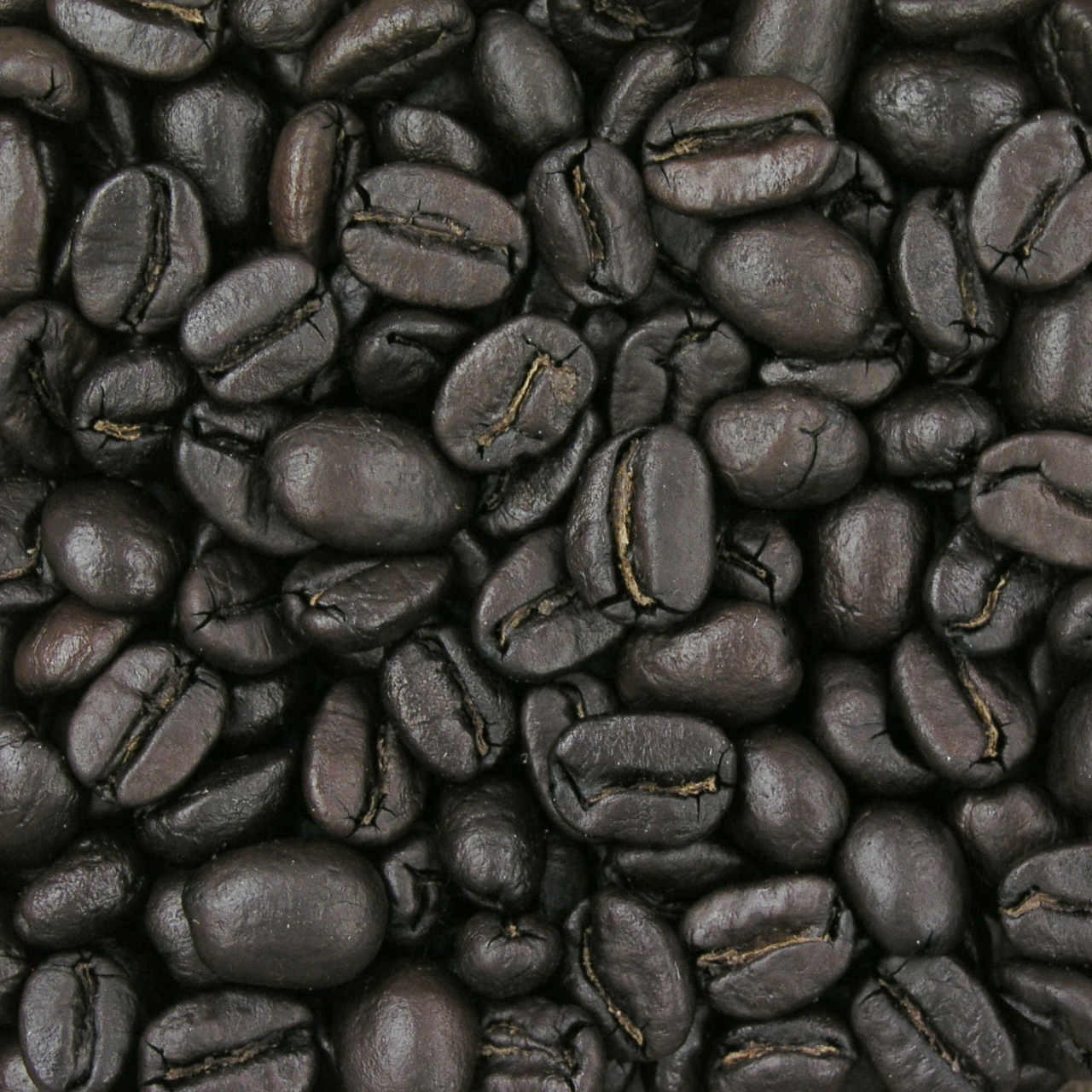 240 °C (464 °F) French Roast Dark brown, shiny with oil, burnt undertones, acidity diminished. At the end of second crack. A popular roast for espresso blends.