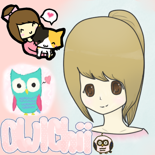 "Name: Chloe ""OwlChii"" Blog URL:  http://owlchii.tumblr.com  Age: 15 Country:  United States Hobbies: drawing, reading, tumblr Favorites/Likes: reading quotes, sweet things, salted chocolate, tumblr, music, etc. How would you describe your doodle/drawing style? cute, simple, and sweet ;) What are the things you mostly doodle/ the subject/ themes of your doodle? jokes/puns, cute things, and overall relatable life subjects What is/are your inspiration/s? life, love, friends, funny things, music, quotes, practically anything! Your message to the people here in tumblr: Hi! I would love it if you could check out my blog and maybe I'll check out yours too! I hope you have a great day and keep on doing whatever you love!"