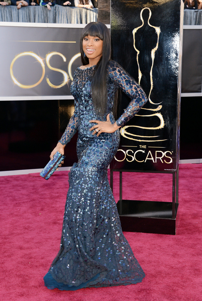 Jennifer Hudson The Oscars 2013