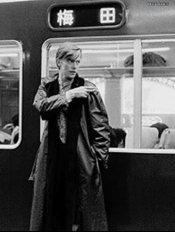 David Bowie in Japan 1980