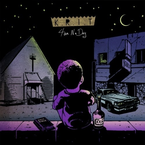 covers-and-posters:  Big K.R.I.T. - 4Eva N a Day