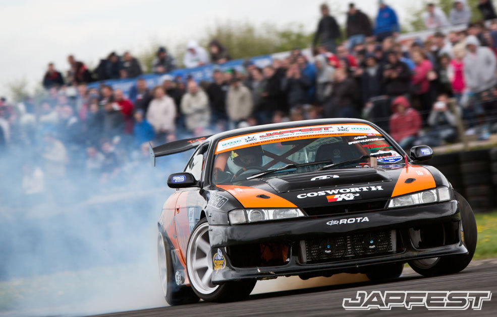 (via BDC Drivers Take Victory at Drift Kings Japfest | The British Drift Championship)