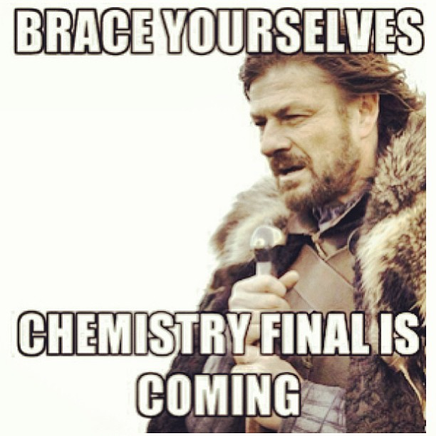 What's going thru my mind right now hahha.. #chemistryfinal #finalsweek #lifeofacollegestudent