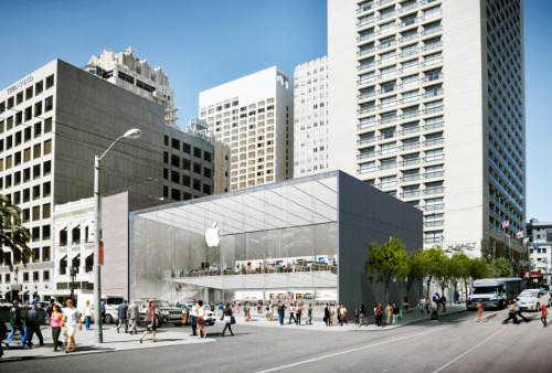 Apple to open new San Francisco retail store