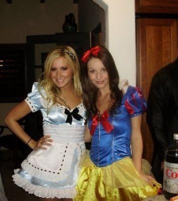 ashley tisdale official tumblr - Ashley Tisdale Halloween
