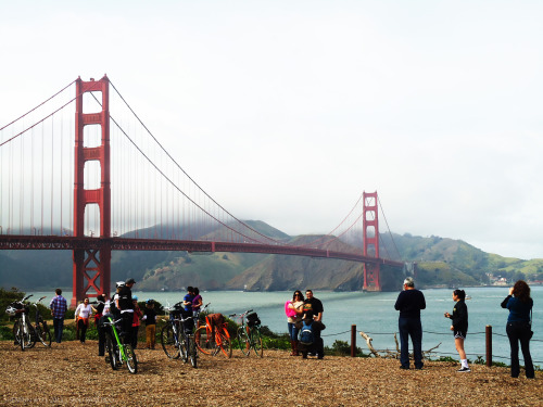 San Francisco tourism. #biking #photography #tourism #sanfran