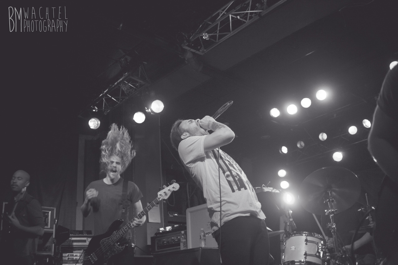 bmwachtelphotography:  Jason Butler and letlive. Photograph by Bryan Wachtel and bmwachtel photography.