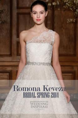 Featuring - Romona Keveza Collection Spring 2014 Wedding Dresses