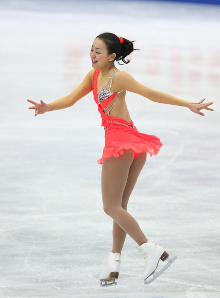 beautiful-shapes:  Mao Asada 4cc 2013