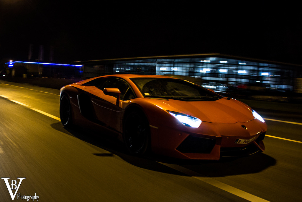 carpr0n:  Cruising at the speed of sound Starring: Lamborghini Aventador (by Vincent Blanco)