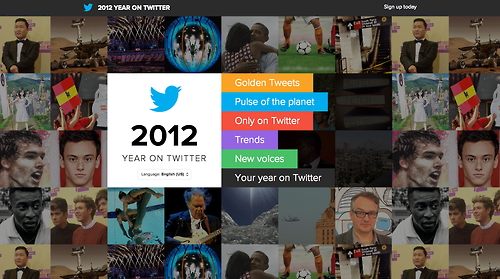 Well, there goes half the afternoon… Twitter introduces http://2012.twitter.com/