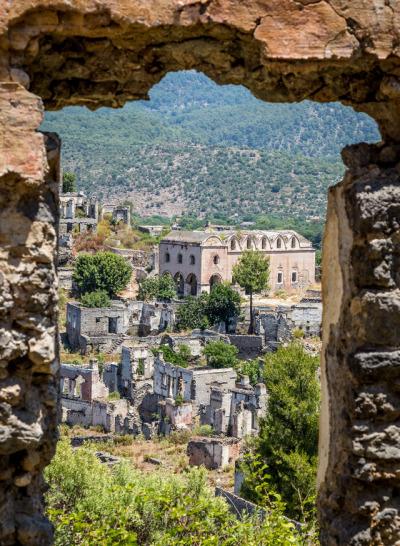 #kayakoey, #turkey, #tuerkei, #village, #buildings, #architecture, #view, #nature, #landscape, #photography, #travelling, #traveling, #travel, #tourism, #vacation, #holiday, #urla