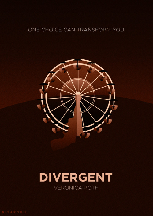 risarodil:  Here's another interpretation for Divergent.  ©risarodil