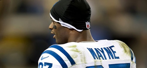 Wayne, Mathis Named Pro Bowlers [Colts.com]