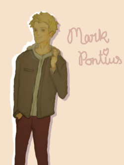 Drummer boy Mark Pontius Sketching and the digital rendering!