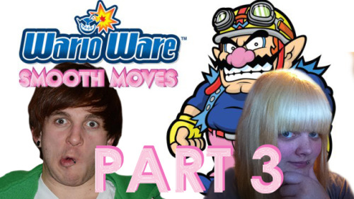 WarioWare: Smooth Moves ~ Part 3 ~ CAN YOU READ? http://www.youtube.com/watch?v=g0wl9SIYqeI Thanks for watching! :D Don't forget to like, favorite, or whatever you feel like :3  Check out all this awesome stuff: Facebook: http://on.fb.me/iwYBnf Twitter: http://bit.ly/Vag38k Tumblr: http://bit.ly/qsD42T Instagram: http://bit.ly/VTLZTI Twitch.TV: http://bit.ly/18uaXhu