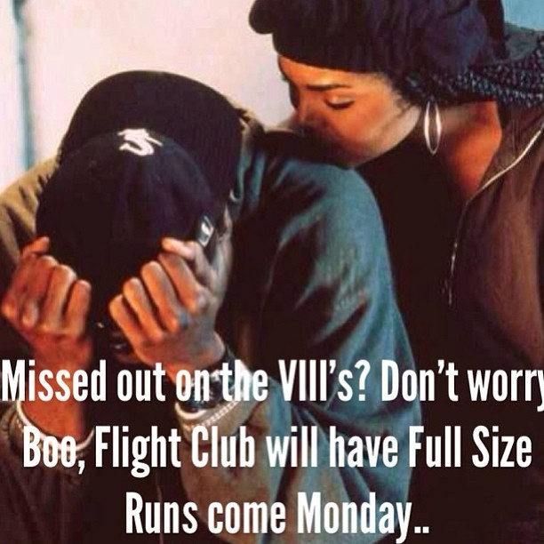 #FACT, but at what Cost? The Game done Changed… #smh #kicks #nike #airjordan #air #jordanbrand #jordan #VIII #Bugs #reseller #GameDoneChanged #fail #sneakers #AintWorthIt #limited #flightclub #nyc