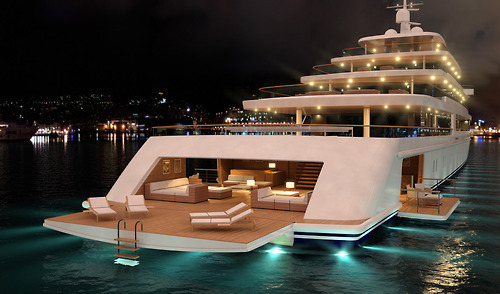damn! my dream yatch!