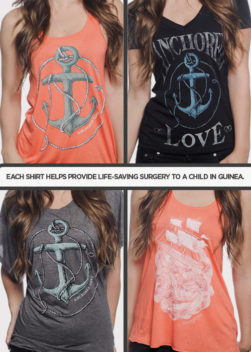 staypozitive:  If you like Tom's and anchors, click here :)