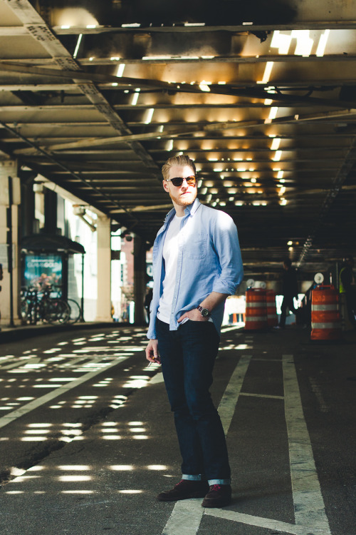 Tom | Wells st. bridge - Chicago, IL