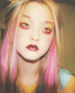 wallflowermanifesto:  Devon Aoki, 1999 by Stephane Marais