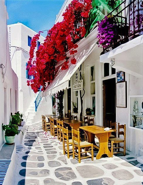 lovely greece! x
