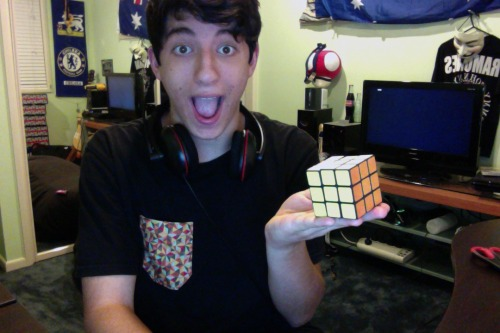 i finally solved it